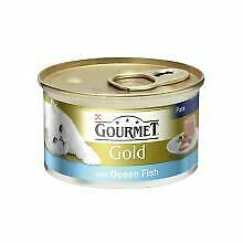 Gourmet Gold Ocean Fish - 85g - 573305 • 10.80£
