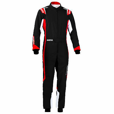 £169.79 • Buy Sparco Thunder Go Kart Racing Suit, CIK FIA Level 2 Approved