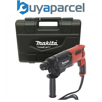 View Details Makita 240v SDS + 3 Mode Rotary Hammer Drill 26mm Includes Carry Case HR2470 • 91.99£