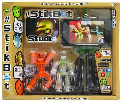 StikBot Studio (Colours May Vary) • 14.99£
