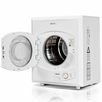 View Details Electric Tumble Compact Laundry Dryer Stainless Steel Wall Mounted • 335.93$