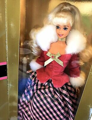 $21.24 • Buy Winter Rhapsody 1996 Barbie Doll With Original Box Collectible Second In Series