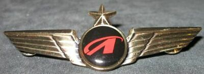 Access Air Captain Pilot's Wing Pin Chambers Group Tampa • 10$