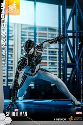 Hot Toys Spiderman Negative Suit 1/6  Last Preorder) • 199$
