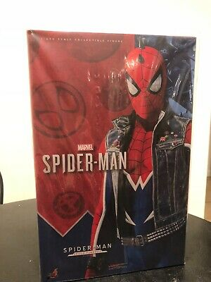 Hot Toys Spider-Man (Spider-Punk Suit) 1/6th Scale Collectible Sideshow • 171$