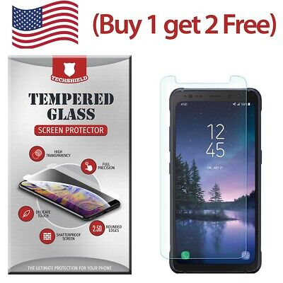 $ CDN3.83 • Buy Clear HD Tempered Glass Film Screen Protector For Samsung Galaxy S8 Active