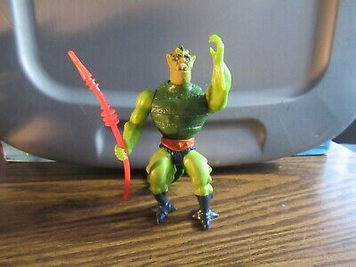 $21 • Buy Masters Of The Universe Vintage Whiplash Complete With Spear