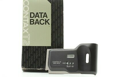$ CDN100.13 • Buy 【Top Mint In Box】 Contax T2 Data Back From Japan #47