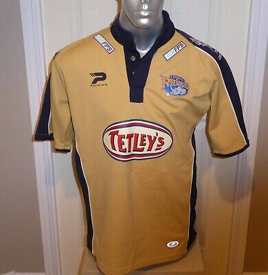 Authentic Leeds Rhinos Rugby League Shirt Large , Patrick  • 19.95£