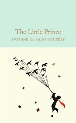 The Little Prince (Macmillan Collector's Library) (Hardcover), Sa... • 6.37£