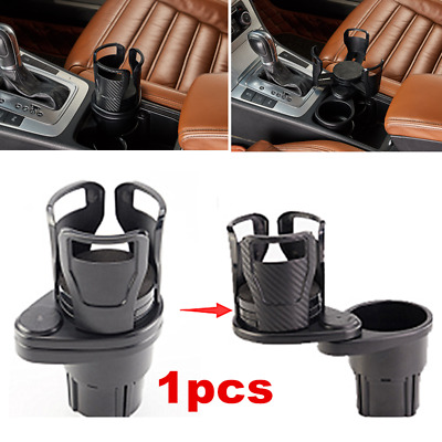 $12.50 • Buy 1x Car Accessories Drink Cup Holder Console Mount Stand Keys Coins Organizer