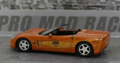 $14.99 • Buy 2007 Corvette Indy 500 Pace Car Muscle Die Cast Car NIP Free Shipping!
