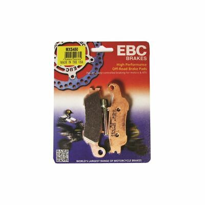 $28.91 • Buy EBC MXS Rear Brake Pads Suitable For Yamaha YZ125 2005