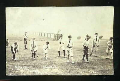 £15 • Buy SALFORD / KERSAL Lancashire School's  Sports Day 1906 Consolation Race   RP