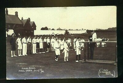 £15 • Buy SALFORD / KERSAL Lancashire School's  Sports Day 1906 Parallel Bars Display  RP