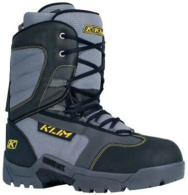 $ CDN396.35 • Buy Klim Radium GTX Snowmobile Boots Goretex Snowmobiling Mens Snow Waterproof