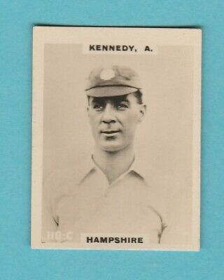 £6.50 • Buy Cricket - Phillips Pinnace - Card No. 110 C  -  Kennedy  Of  Hampshire  -  1924