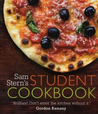 Sam Stern's Student Cookbook: Survive In Style On A Budget (Paper... • 9.91£