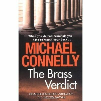 Connelly Michael, The Brass Verdict, UsedVeryGood, Paperback • 3.79£
