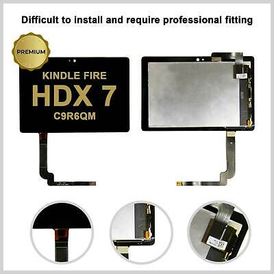 £32.99 • Buy For Amazon Kindle Fire HDX 7.0 7  LCD Touch Screen Digitizer Complete Assembly