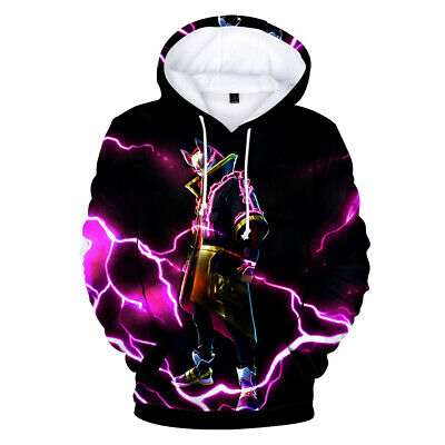 $ CDN9.13 • Buy LIMTIED Gamer Fortnight 3D Battle Royale Chapter 2 Men Women Hoodies Sweatshirt