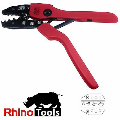 AU52 • Buy 2.5 - 16mm² Non Insulated Cable Crimper Lug Anderson Plug  Crimping Tool Taiwan