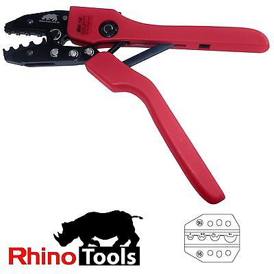 AU62 • Buy 2.5 - 16mm² Non Insulated Cable Crimper Lug Anderson Plug  Crimping Tool Taiwan