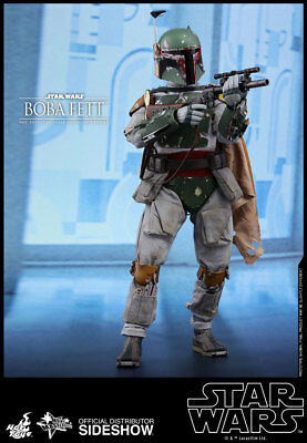 $299.99 • Buy 1/6 Scale Star Wars Boba Fett MMS Hot Toys 903351