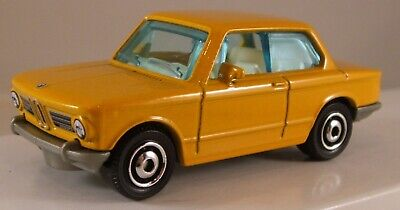 $2.95 • Buy MATCHBOX #7 '69 BMW 2002, 2019 Issue (LOOSE / MINT)