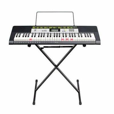 $64.99 • Buy Casio 61 Lighted Key Keyboard With Stand LK-135ST