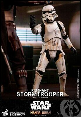 $169 • Buy REMNANT STORM TROOPER Hot Toys TMS011 (Pre Order)STAR WARS Mandalorian