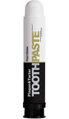 Frezyderm Plaque And Tartar Toothpaste Instantly Removes Oral Biofilm 75ml • 10.30£