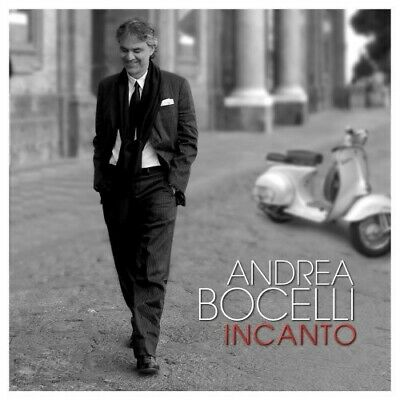 $24.92 • Buy Andrea Bocelli - Incanto [New CD] With DVD, Deluxe Ed, O-Card Packagin
