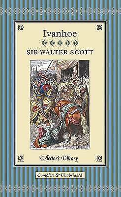 (Very Good)-Ivanhoe (Collector's Library) (Hardcover)-Scott, Walter-1904633749 • 4.82£