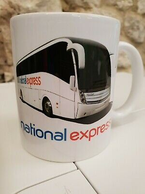 National Express Bus Coach Logo Cup / Mug  • 9.99£