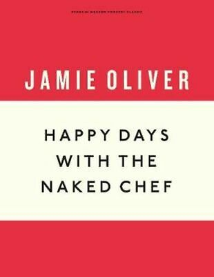 AU35.25 • Buy NEW Happy Days With The Naked Chef By Jamie Oliver Hardcover Free Shipping