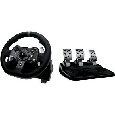 $518.98 • Buy NEW G920 Driving Force Racing Wheel For Xbox One And PC Gaming Steering Wheel,