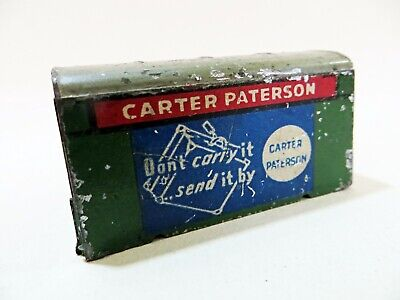 MASTER MODELS 'CONTAINER/LOAD - CARTER PATERSON'. SUIT DINKY/HORNBY Etc. • 12.99£