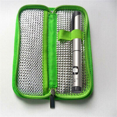 £3.43 • Buy Insulin Cooling Bag Protect Refrigerated Ice Pack Medical Cooler Travel Case LA
