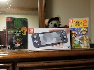 $300 • Buy Nintendo Switch Lite And 2 Game Bundle