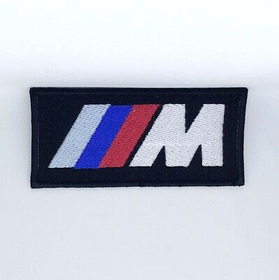 $ CDN4.27 • Buy BMW M3 Series Car Racing Iron On Sew On Embroidered Patch