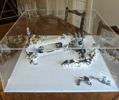 AU145 • Buy LEGO Star Wars UCS Assault On Hoth 75098 Display Case / Model Display