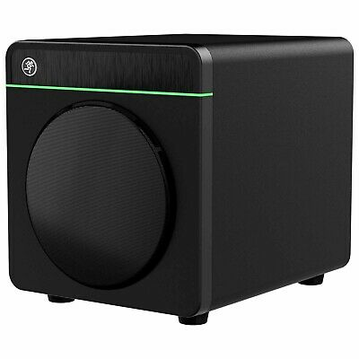 $199.99 • Buy Mackie CR8S-XBT 8  Active Powered Studio Monitor Subwoofer With Bluetooth