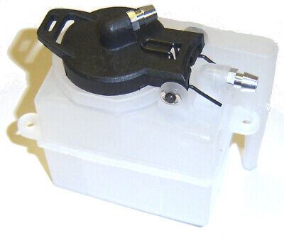 £9.49 • Buy 02004 1/10 Scale Nitro RC Buggy 75ml Plastic Fuel Tank Assembly - HSP Parts