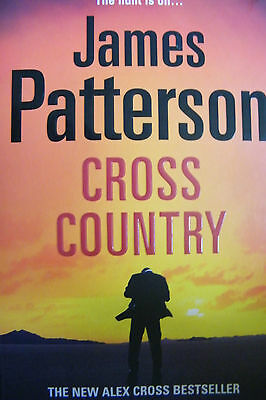 AU11.70 • Buy James Patterson Cross Country Large Softcover