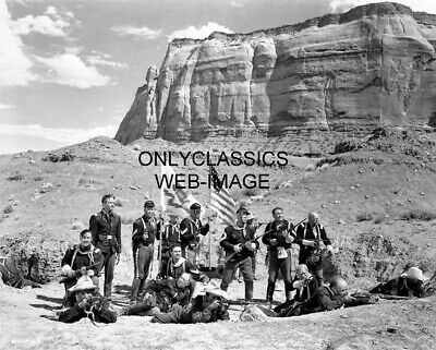 $10.99 • Buy 1948 Monument Valley John Wayne Fort Apache 8x10 Movie Photo Western Patriotic