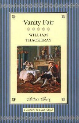 Vanity Fair (Collector's Library), Thackeray, William Makepeace, Good Condition  • 7.28£
