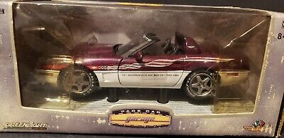 $5 • Buy Greenlight Indianapolis 500 1995 Corvette Pace Car