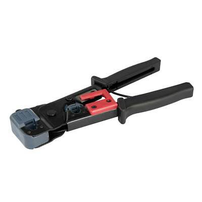 Silverline 633594 Telecoms Crimping Tool Wire Cutter & Stripper Crimpers 205mm • 11.68£
