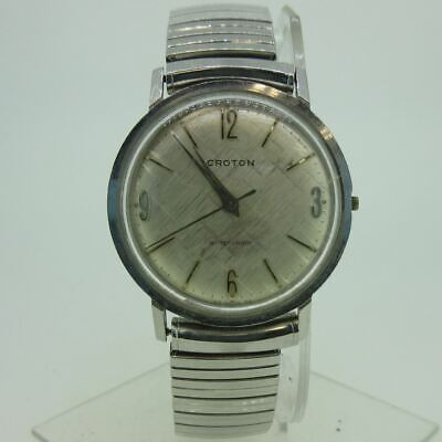 $ CDN52 • Buy Vintage Croton 49C Uni-Case Stainless Steel Watch Parts